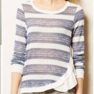 💋ANTHROPOLOGIE CLU+WILLOUGHBY LAYLA SWEATER